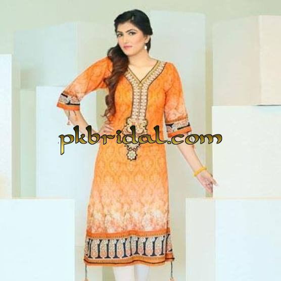 bashir-ahmed-sehr-cotton-kurti-2015-15
