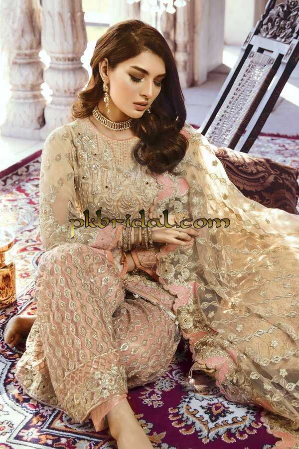 f3656ea894 Eman Adeel cotton Collection 2019 | Pakistani Wedding Dressess ...