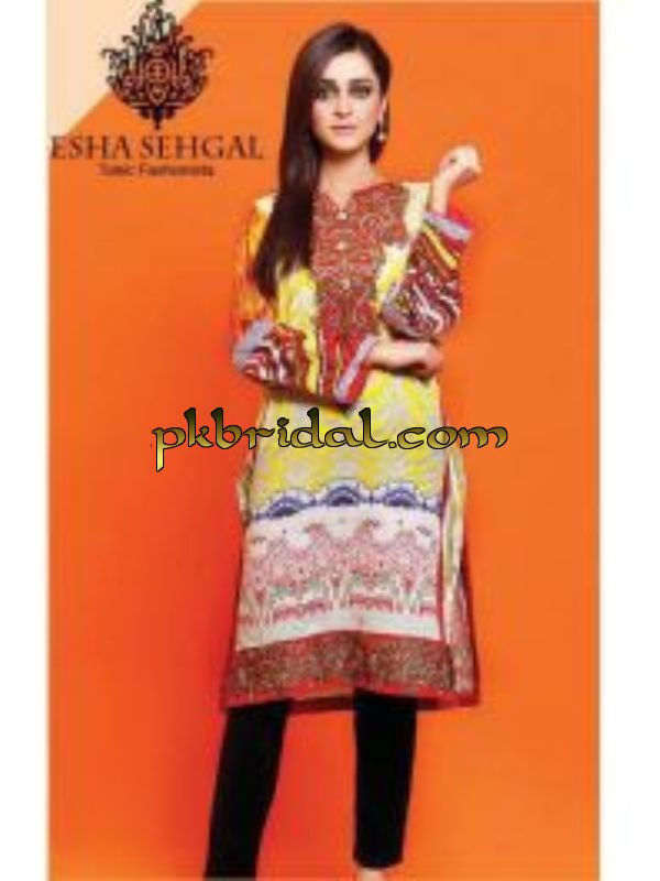 esha-sehgal-embroidered-kurti-2017-6