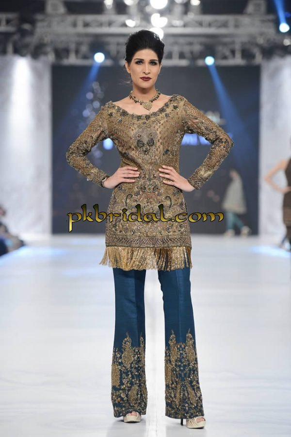 Pakistani Party Wear Dresses 2018