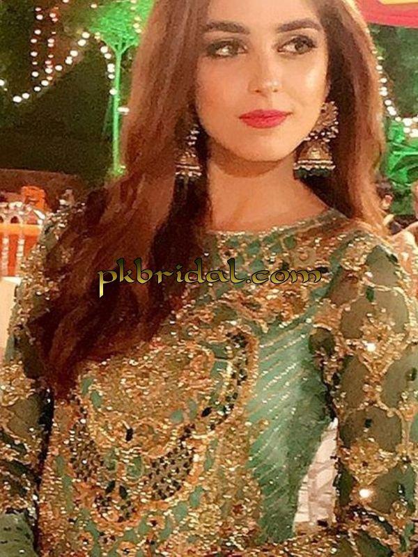 Pakistani Party Wear Dresses 2018