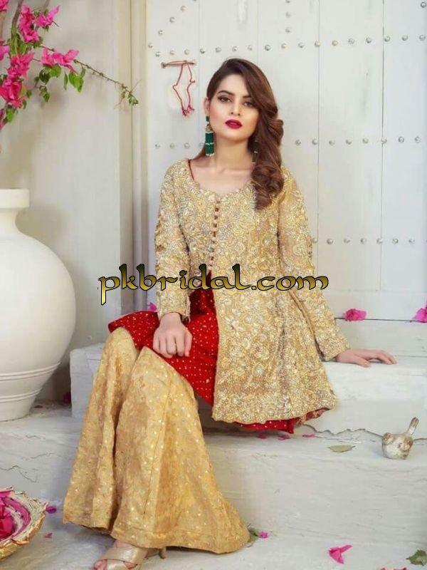latest pakistani party wear dresses 2014 2015