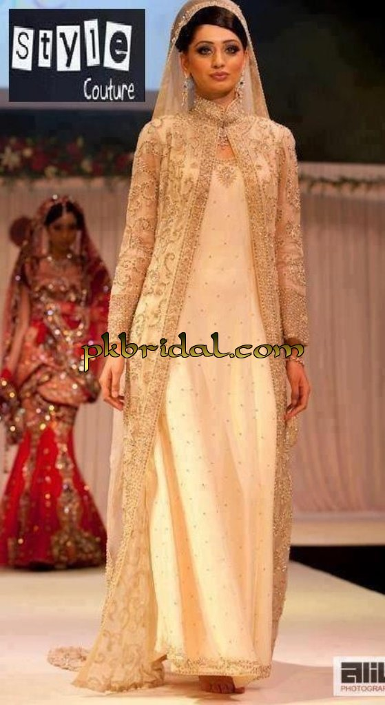 style360 bridal for september 2015 2 - Asian Wedding Jacket