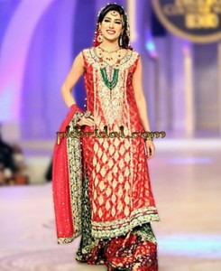 Traditional Bridal Outfit