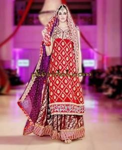 Traditional Bridal Dress