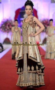 Anarkali Bridal Dress