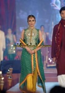 Stylish Mehndi Wear DRess