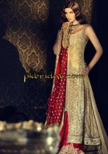 Gown Style Bridal Dress
