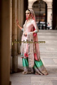 Heavy Bridal Dress