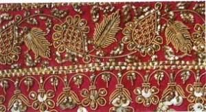 Zardozi Embroidery