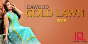 Dawood Gold Lawn Collection