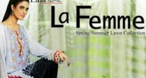La Femme Lawn 2015