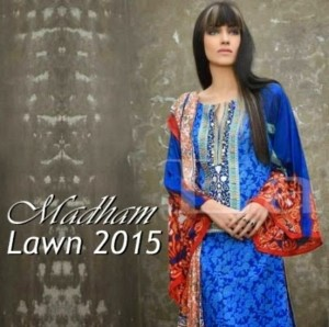 Madham Embroidered Lawn