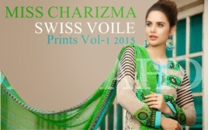 Charizma Swiss Voile Suits