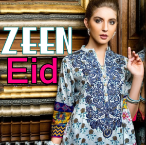 Zeen Lawn Collection