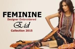 Feminine Lawn Collection