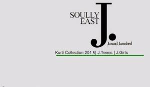 Latest Junaid Jamshed Kurti