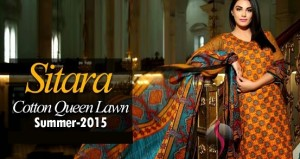 Sitara Lawn Collection 2015