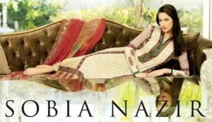 Sobia Nazir Lawn 2015