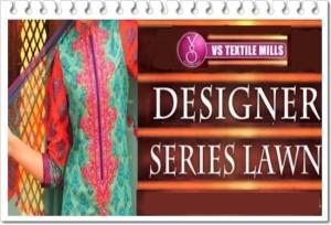 Vs Designer Lawn 2015