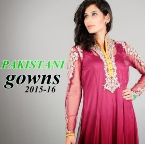 Pakistani Maxi And Gowns 2015