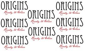 Origins Silk collection 2015