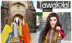 Tawakkal Cotton Dresses 2015